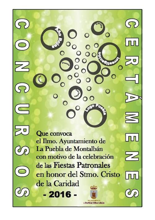 Bases para certámenes y concursos Fiestas patronales Stmo. Cristo