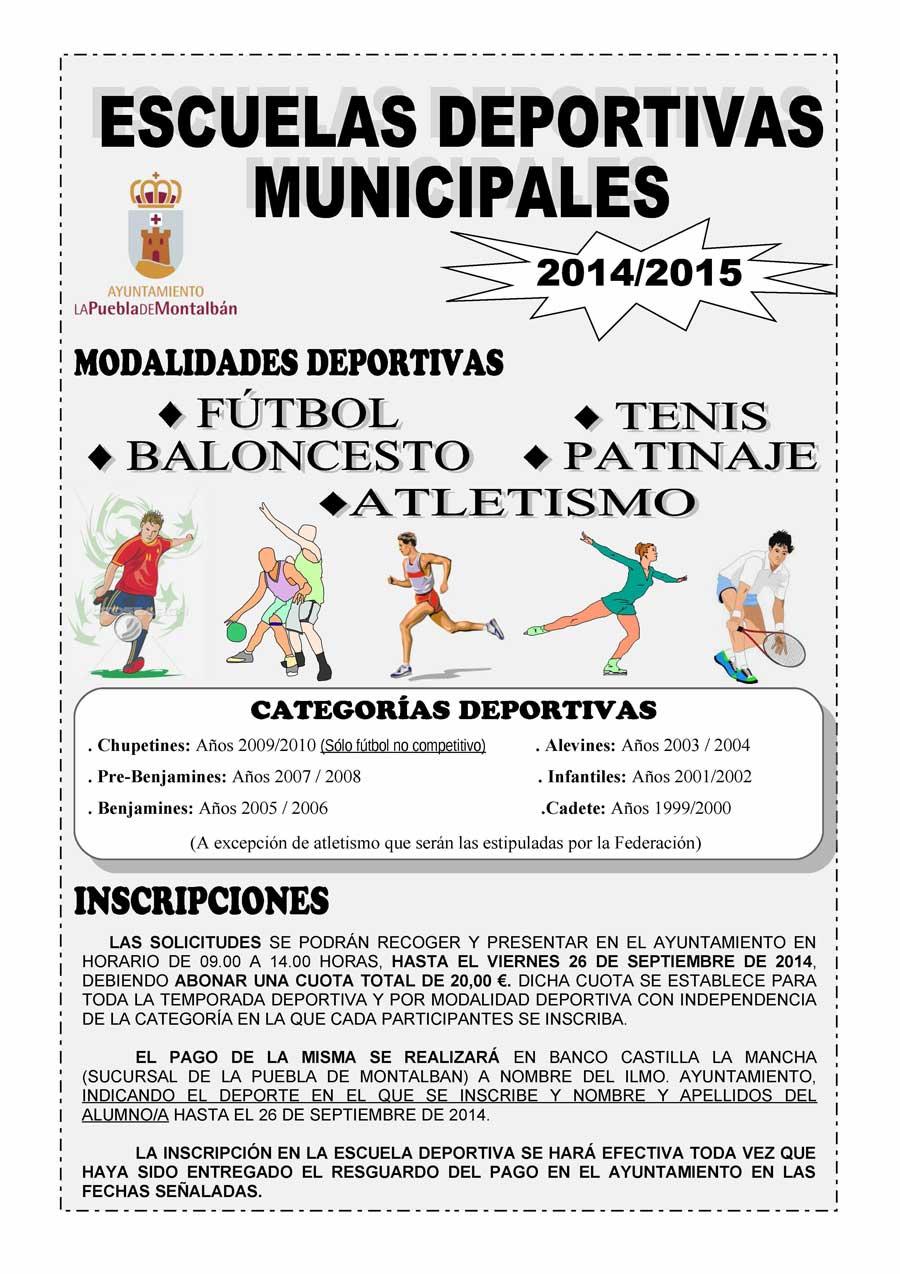 CARTEL-ESCUELAS-DEPORTIVAS-2014-2015