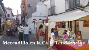 Festival Celestina-Mercadillo en la Calle Tendezuelas