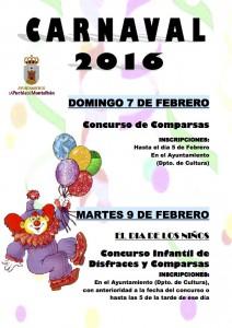 PROGRAMA DE CARNAVAL 2016 _inscripciones concursos_