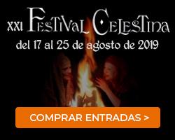 Entradas Festival Celestina 2019