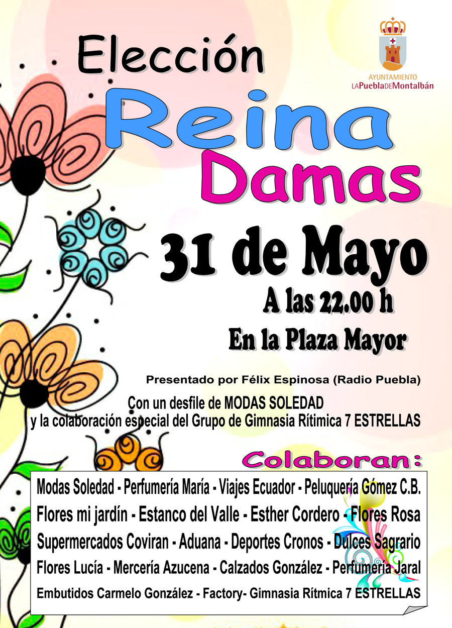 cartel-reina-y-damas-2014